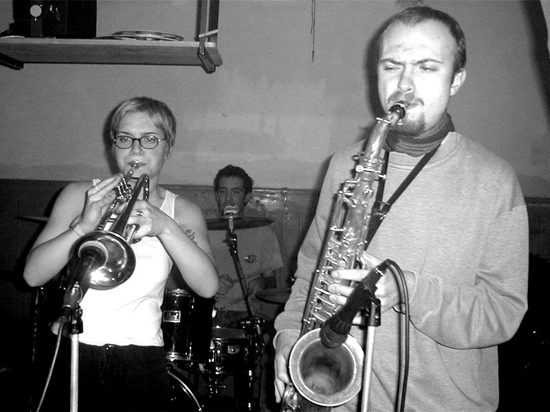 Balaton, Koncert v Baldově (Brno-Přízřenice), 9. prosince 2000