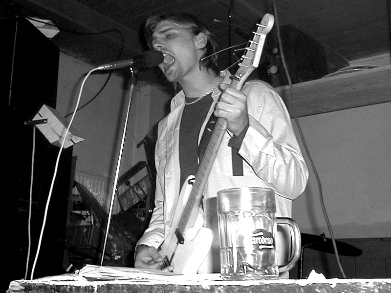 Canopy, Koncert v Baldově (Brno-Přízřenice), 9. prosince 2000