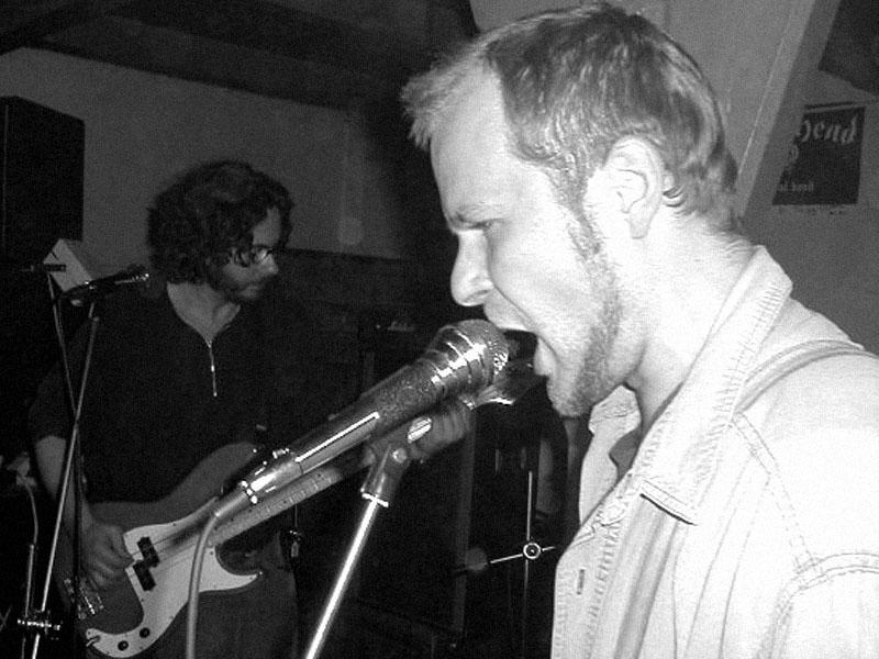 Sketa fotr.Koncert v Baldově (Brno-Přízřenice), 17. února 2001, foto archiv