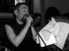 Homér čte básně. Koncert v Baldově (Brno-Přízřenice), 28. března 2003