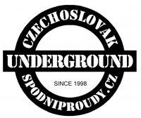 Czechoslovak underground logo bl