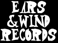 Ears and Wind Records logo wh