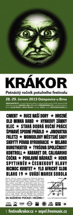 Festival Krákor 2013