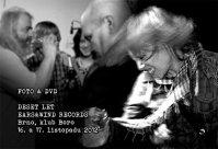 Deset let Ears&Wind Records, 16. a 17. listopadu 2012. Foto+DVD