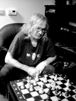 Magor šachista, foto archiv