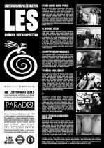 LES 2015 - 28. listopadu 2015, Paradox - Brno