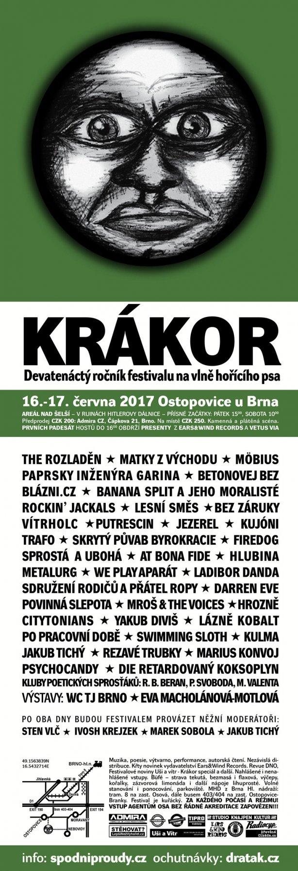 Krákor 2017