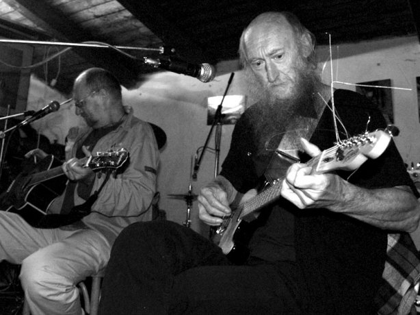 Extempore ve folkové podobě. Krákor 2009, Doubravník.