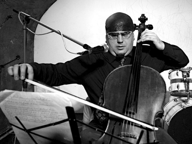 Josef Klíč. Deset let Ears & Wind Records, Brno - klub Boro, 16. - 17. listopadu 2012