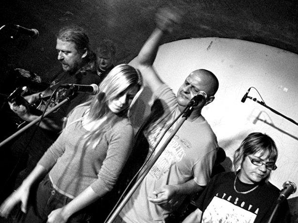 Tyršova společnost. Deset let Ears & Wind Records, Brno - klub Boro, 16. - 17. listopadu 2012
