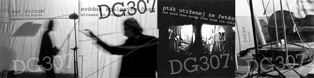 DG307 - Svědek spálenýho času, preview