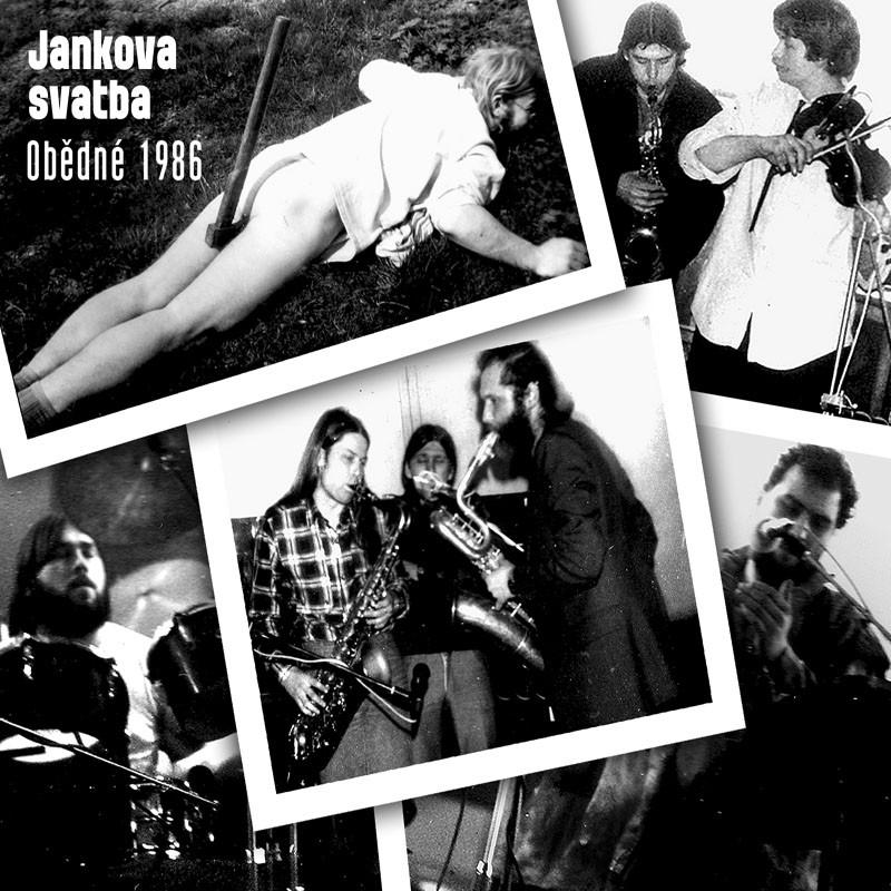 Jankova svatba 1986