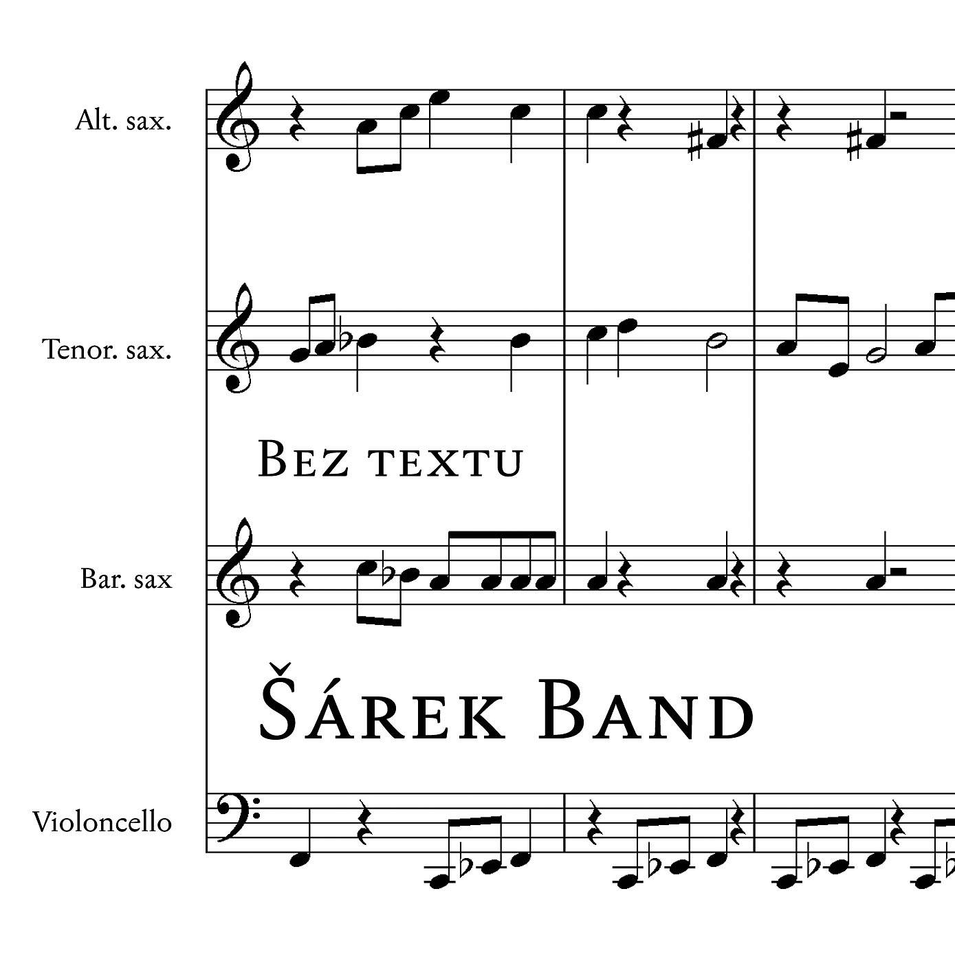 Šárek Band
