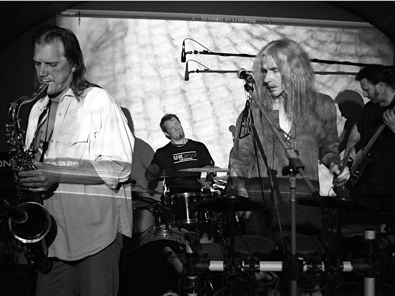 Hokr, Deset let Ears & Wind Records, Brno - klub Boro, 16. - 17. listopadu 2012