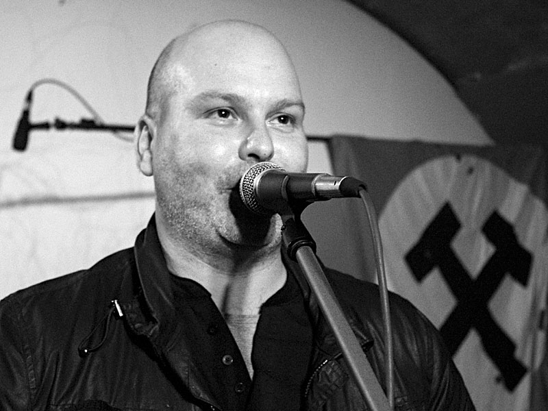 Marek Sobola, Deset let Ears & Wind Records, Brno - klub Boro, 16. - 17. listopadu 2012
