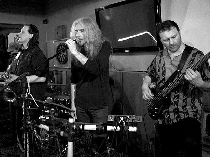 Hokr, Cult club, Banská Bystrica, 16. března 2013