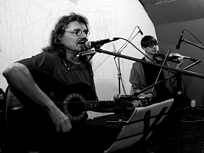 Mira Kubín a Tomáš Vtípil, Homér'S Memorial, Brno - klub Boro,  13 a 14.  ledna 2012