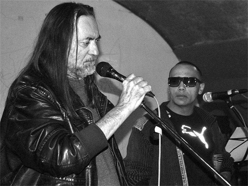 JEF a Martin Cina. Homér's Memorial II., Brno - klub Boro,  11. - 12. ledna 2013