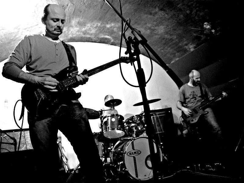 Fkletzi. Homér\'s Memorial, 10.-11. ledna 2014, klub Boro, Brno. Foto © Miro Trimay