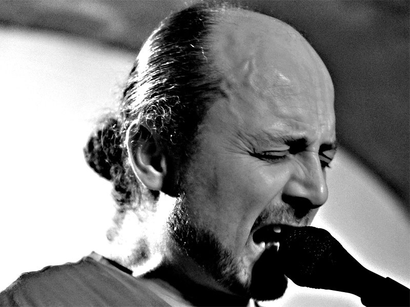 Korzár - Fkletzi. Homér\'s Memorial, 10.-11. ledna 2014, klub Boro, Brno. Foto © Miro Trimay