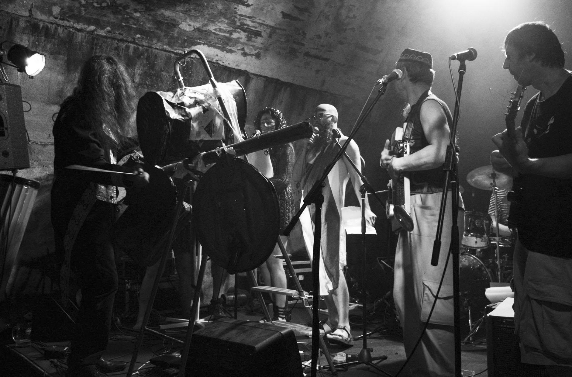 Die Retardovaný Koksoplyn, festival Krákor