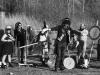 Die Retardovaný Koksoplyn, natáčení klipu v Růžáku