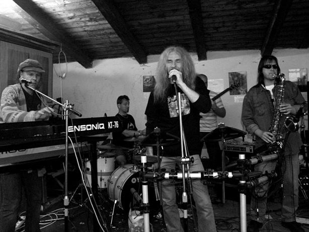 Hokr, strašnickej underground, Krákor 2009, Doubravník.