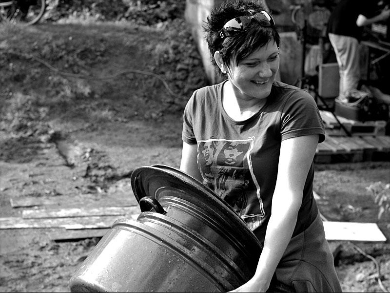 Nošení hrnců, Krákor 2010, Ostopovice u Brna