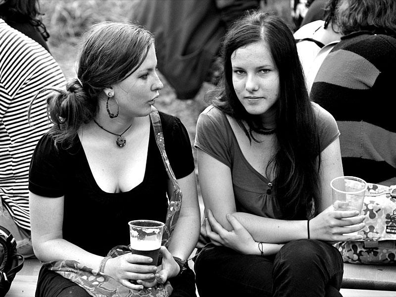 Krásné gazely, nezbytnost Krákoru, rok  2010, Ostopovice u Brna