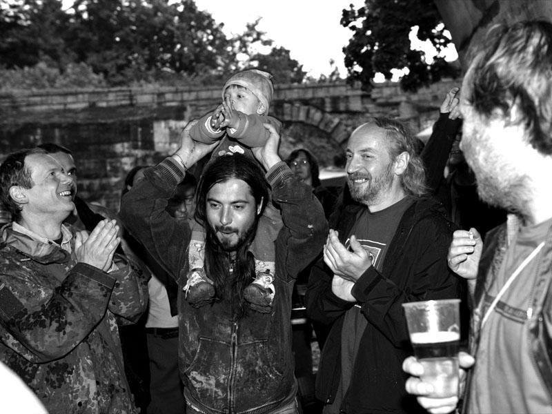 Máničky všeho věku, Krákor 2010, Ostopovice u Brna