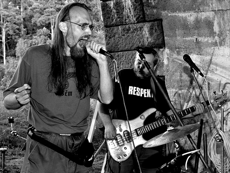 Jakub Žid a Pepa Jindrák - SPB, Krákor 2010, Ostopovice u Brna