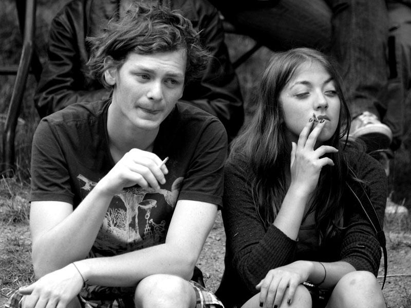 Svačinka s Vanessou, Krákor 2011, Ostopovice u Brna