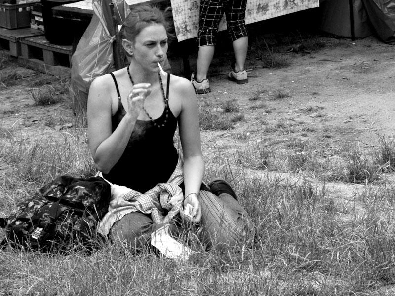 Snídaně v trávě, Krákor 2011, Ostopovice u Brna