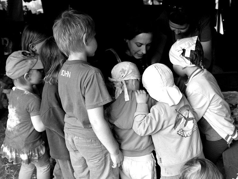 Děti máme rádi, Krákor 2013, foto © Vladimír Sabo