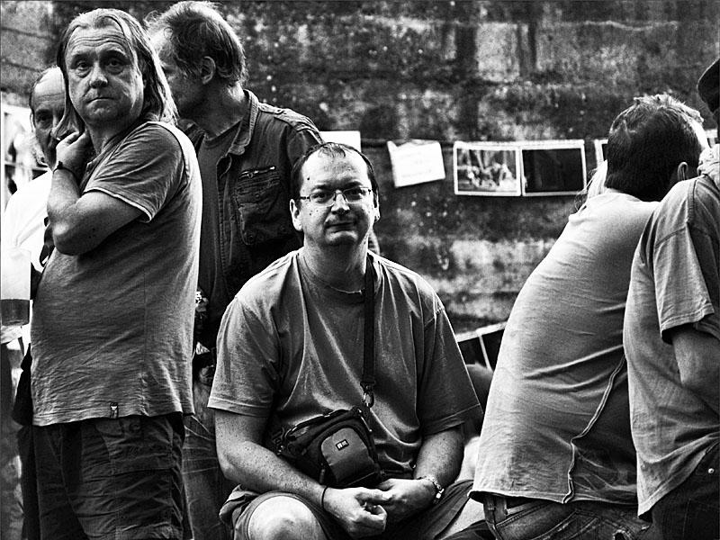 Krákor 2014, Ostopovice u Brna. Západní lid. Foto Maryen.