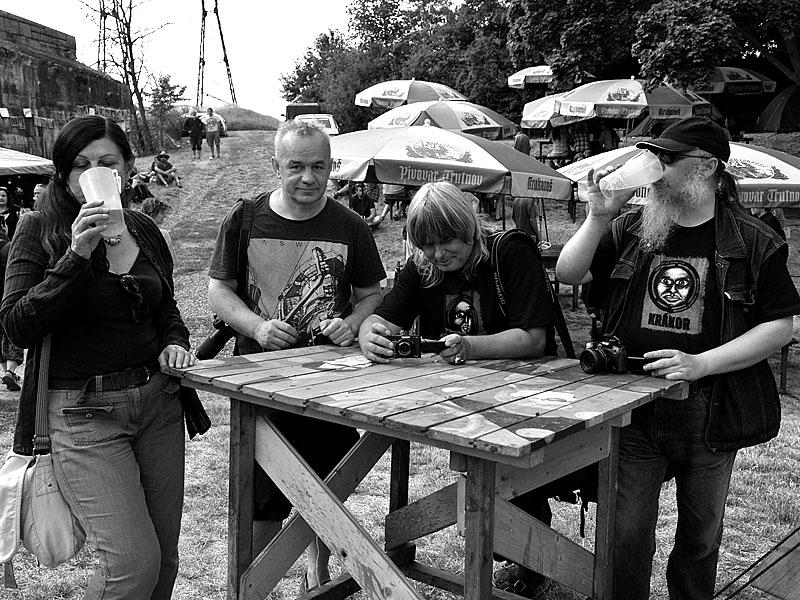 Krákor 2014, Ostopovice u Brna. Figury 1FPC Brno. Foto Vladimír Sabo.