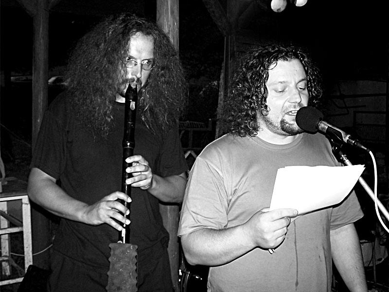 Benďák a Hynek. Festival spodních proudů III.,  Kutiny, 9. a 10. září 2005