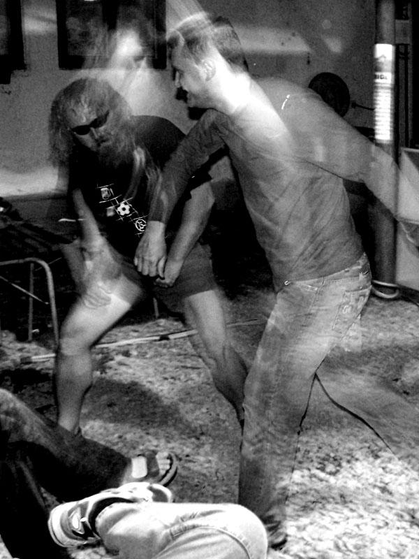 Radost z pohybu. Festival spodních proudů III.,  Kutiny, 9. a 10. září 2005
