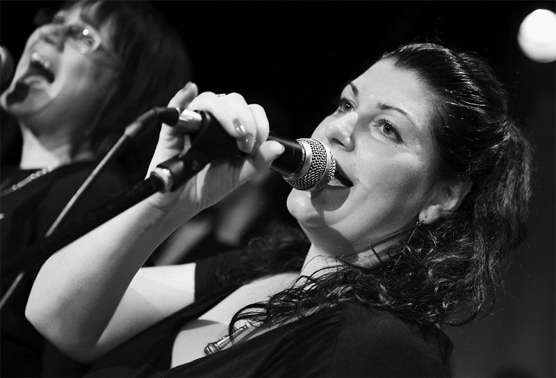 Železná kapela Tyršova společnost, LES 2015, 28. listopadu, Brno, klub Paradox. Foto Zdenek Vykydal