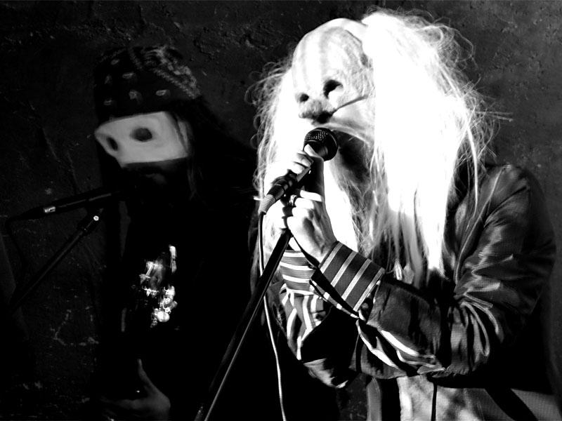 Kabaret Dr. Caligariho, Les - Krákor retrospektiva, 29. a 30. listopadu 2013, Brno - klub Boro, foto Zdeněk Vykydal