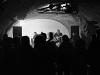 Posluchači Nic Moc Kvintetu pod sondou Saturn III. Les - Krákor retrospektiva, 29. a 30. listopadu 2013, Brno - klub Boro, foto Maryen