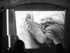 Záběr ze skvělého filmu Proč nechodím do kina. Les - Krákor retrospektiva, 29. a 30. listopadu 2013, Brno - klub Boro, foto Maryen