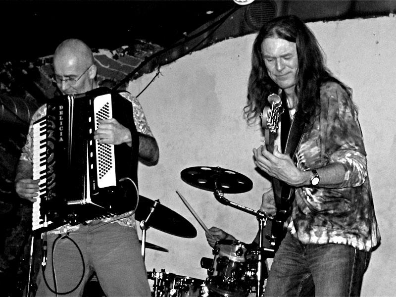 Hrozně, LES 2014, narozeniny Ears&Wind Records, 14. listopadu 2014, Brno-Brooklyn, foto René