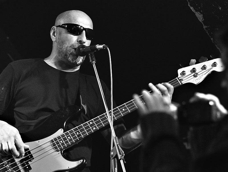 Já jsem poznal..., LES 2014, narozeniny Ears&Wind Records, 14. listopadu 2014, Brno-Brooklyn, foto Zdenek Vykydal