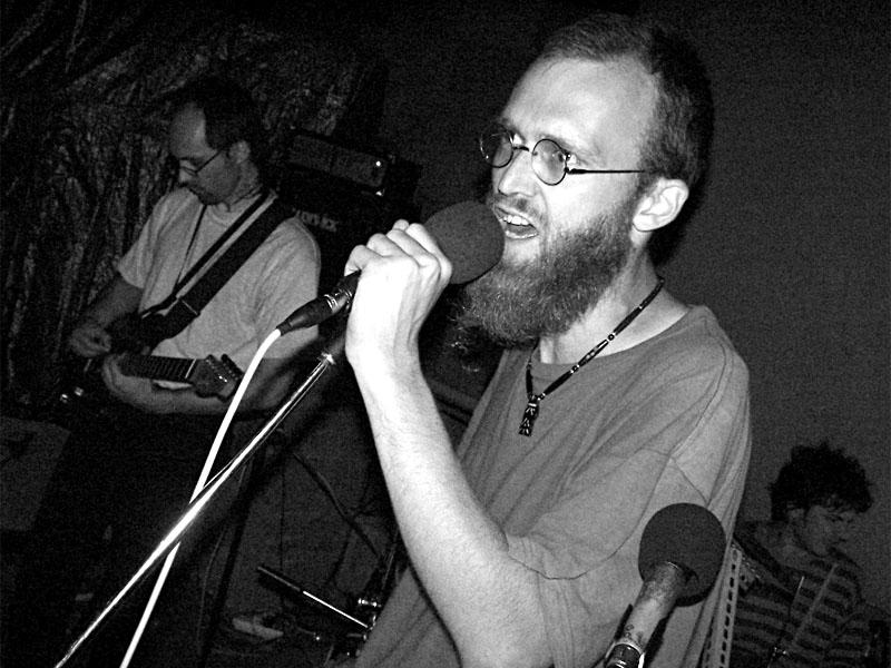 SPB. Festival spodních proudů II. - Mlýn, Jindřichův Hradec, 27.-28.8.2004