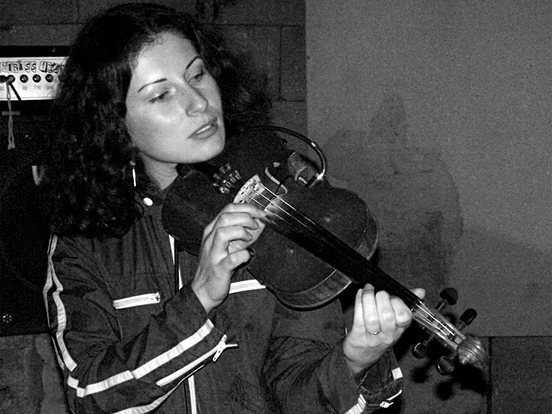 Kolowrat. Festival spodních proudů II. - Mlýn, Jindřichův Hradec, 27.-28.8.2004