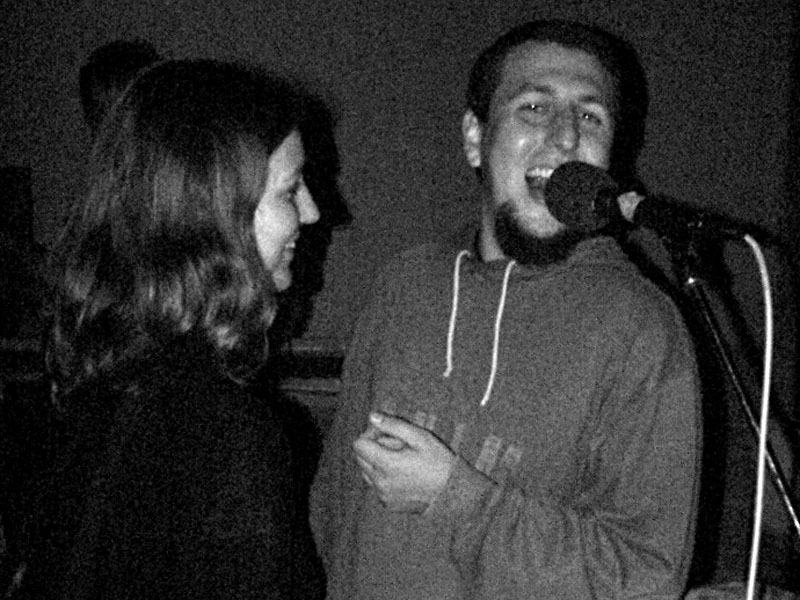 Iva a Sysel. Festival spodních proudů II. - Mlýn, Jindřichův Hradec, 27.-28.8.2004