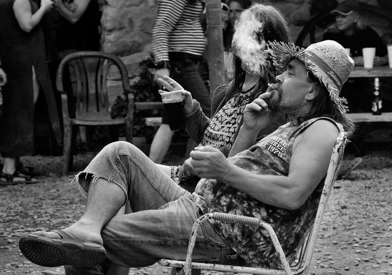 Festival Napříč 2016, Meziříčko u Želetavy. Foto Maryen