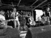 Kolben - Kavlík and Frinds křtí desku Žitá strůjce. Festival Napříč 2016, Meziříčko u Želetavy. Foto Maryen