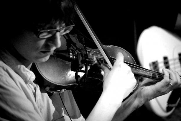 multiinstrumentalista Tomáš Vtípil